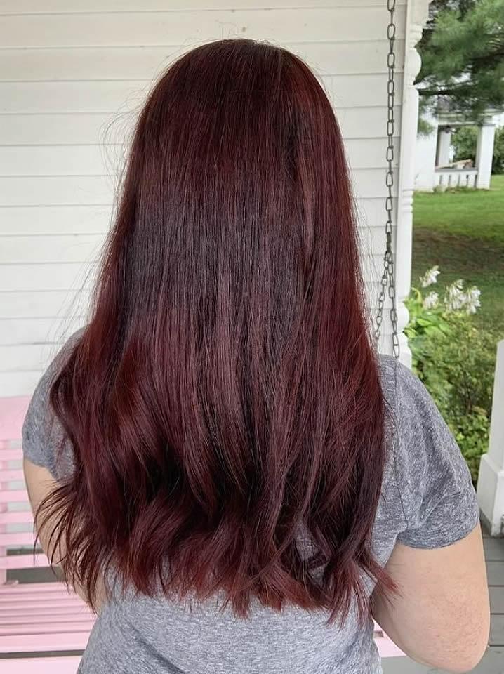 Dark Hair Coloring