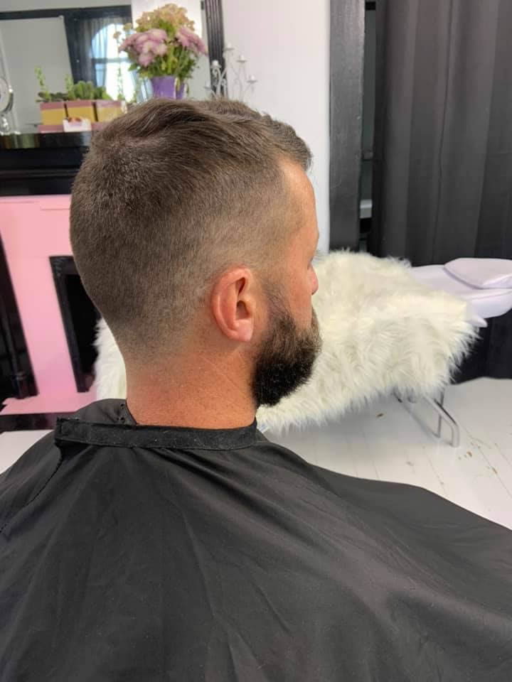 Men's Haircut & Style