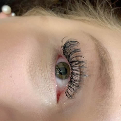 Eyelash Eyebrow Salon Services