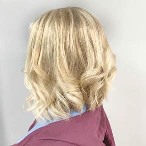 Hair Cut at The Dollhouse Beauty Salon