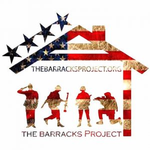 The Barracks Project are Supported by The Dollhouse Beauty Salon
